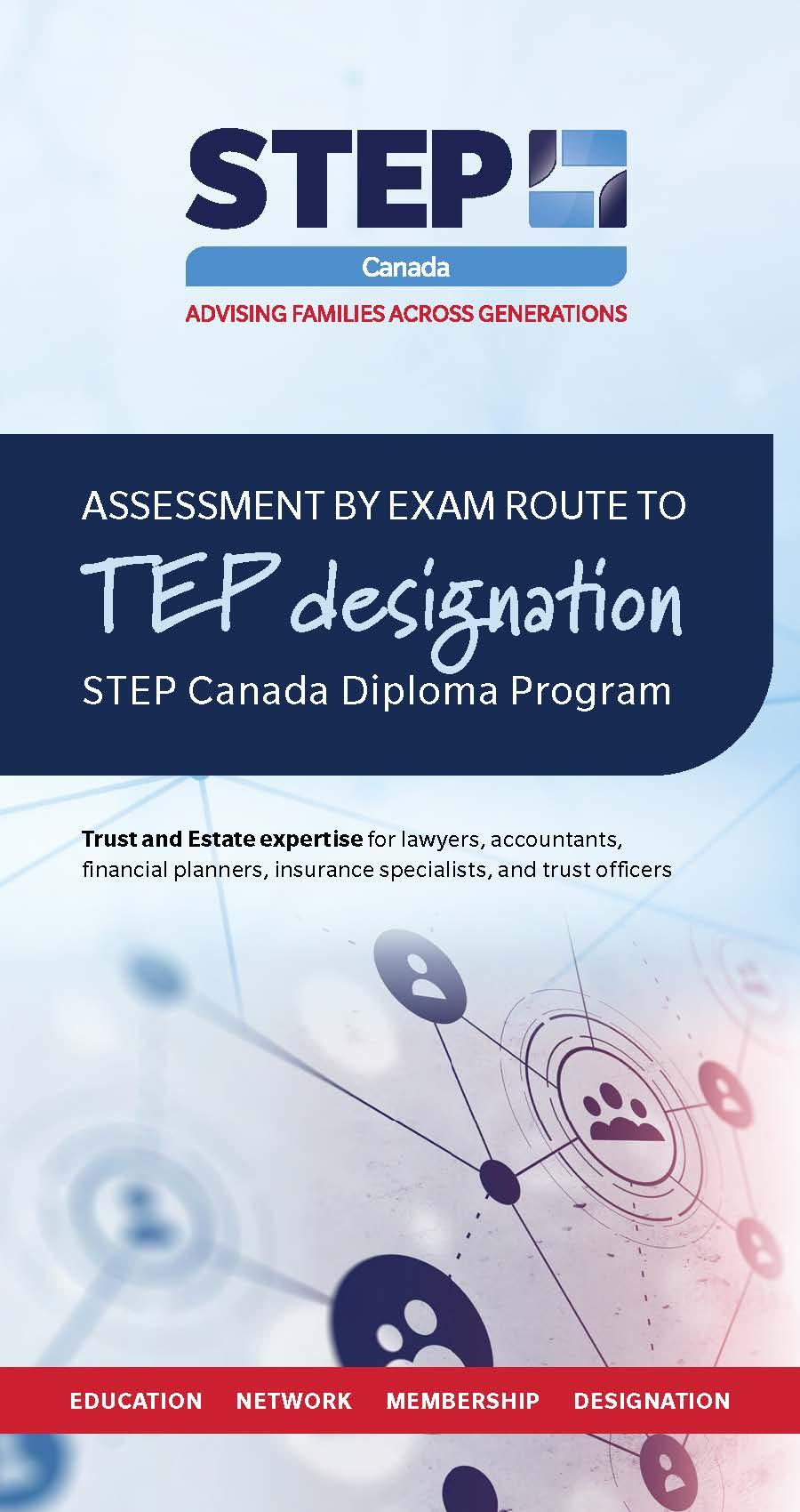 STEP-Canada-TEP-Designation